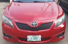 Toyota Camry 2010 Red for sale