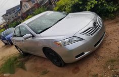 Toyota Camry 2007 2.3 Hybrid Silver for sale