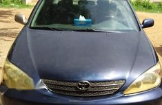 Toyota Camry 2004 Blue for sale