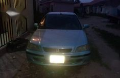 Honda Civic 2005 1.4i S Green color for sale