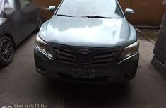 Toyota Camry 2.4 LE 2008 Green color for sale