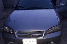 Gently used, Honda Accord 2000 Silver color for sale