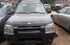 Nissan Frontier 2004 Black for sale