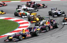 Formula One racing cars - Strictly requirements in design, specs & other rules