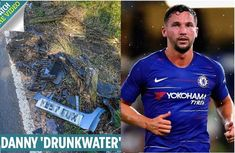 When Drinkwater got drunk: Chelsea footballer Danny Drinkwater banned from driving