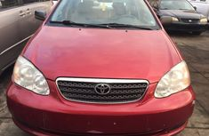 2006 Toyota Corolla Sport for Sale