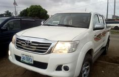2014 Registered Toyota Hilux