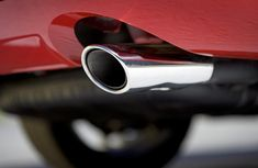 How does a car exhaust system work?