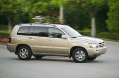 Toyota Highlander 2005 (Carton Wagon) review & prices in Nigeria