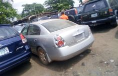 Tokunbo Nissan Altima In Perfect Condition 1.150