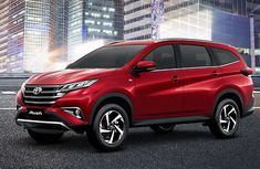Toyota Rush rules at the Lagos Motor Show