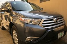 Reg Toyota Highlander 2008 Full Option V6