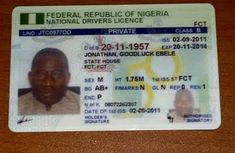 FRSC once again urges 300,000 drivers nationwide to collect their driver license