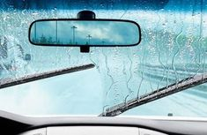 Why change car windscreen wiper, when you can just trim it? Read how!