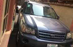 2003 Toyota Highlander(Toks Standard/First Body And Accident Free)