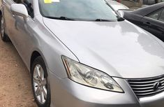 2006 Lexus ES 350 Silver Color