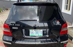 2010 Mercedes-Benz glk 350 new shape