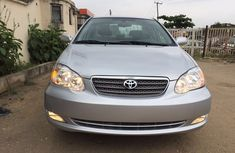 Tokunbo Toyota Corolla 2005 for sale