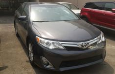 2013 Model Toyota Camry