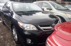 Foreign Used Toyota Corolla LE 2010 Model Black