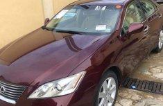 Foreign Used Full Option Keyless Lexus ES 350