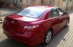 Tokunbo toyota Camry 2007 for sale