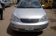 Registered Toyota Corolla sport 05 Few Months Used Super Clean
