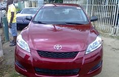 Cleared Tokunbo  2006 Toyota Matrix