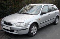 Mazda 323 review & prices in Nigeria