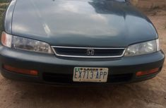 1997 Nigerian Used Honda Accord