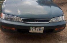 1997 Nigerian Used Honda Accord