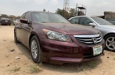 Honda Accord 2009 Model