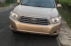 Tokumbo Toyota highlander 2010 Model