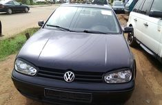 Clean Volkswagen golf 4 for sale