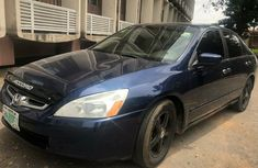 Clean registered Honda Accord EX 2004 Model