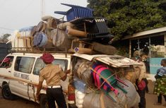 FRSC will arrest & fine motorists with overloading vehicles