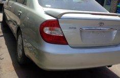 2004 Toyota Camry  Full Option