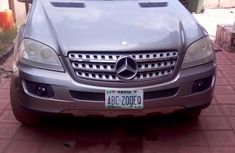 Registered Mecedes ML 500