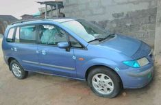 2002 Madza Premacy Manual Drive 4 Plug Engine
