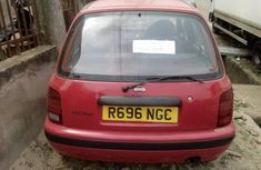 1998 Nissan Micra