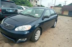 Toyota Corolla 1.4 D-4D Automatic 2005 Blue for sale