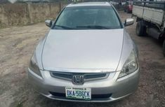 Used 2003 Honda Accord automatic car at attractive price