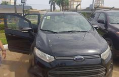 Black 2014 Ford EcoSport hatchback automatic for sale in Lagos