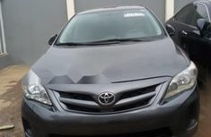 Clean and neat 2013 Toyota Corolla at mileage 0 for sale