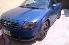Need to sell high quality blue 2003 Audi Quattro manual in Abuja