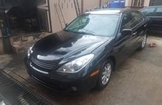 Sell cheap black 2004 Lexus ES automatic in Lagos