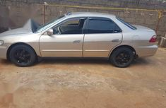 Honda Accord 1999 EX Gold for sale