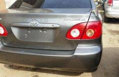 Toyota Corrolla CE 2007