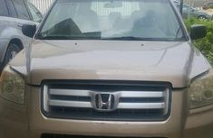Honda Pilot 2007 LX 4x4 (3.5L 6cyl 5A) Beige for sale