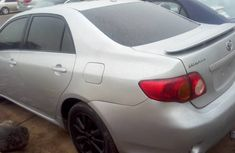2008 Corolla XLE